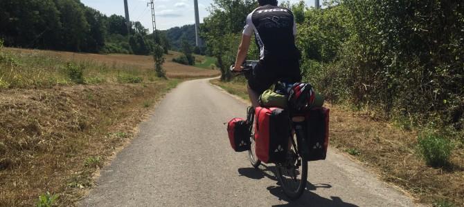 Dag 7, 31 juli 2015: Gundersheim – Ellwangen