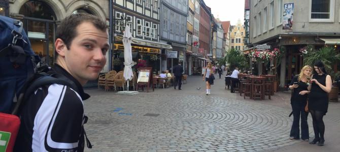 Dag 13, 13 juli 2016: Dresden – Hannover
