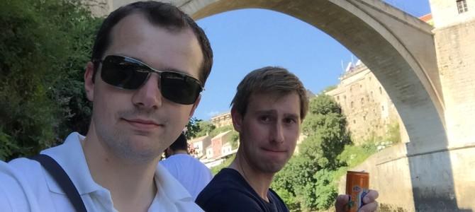 Dag 7, 7 juli 2016: Split – Mostar